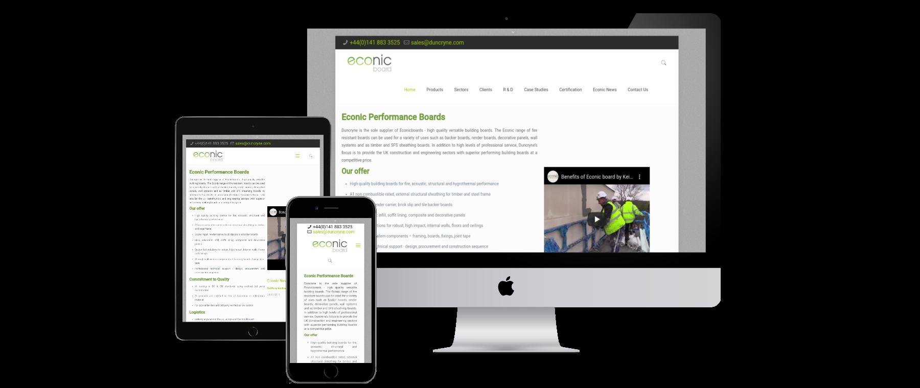 Duncryne - Website Designed by Alba Digital Solutions